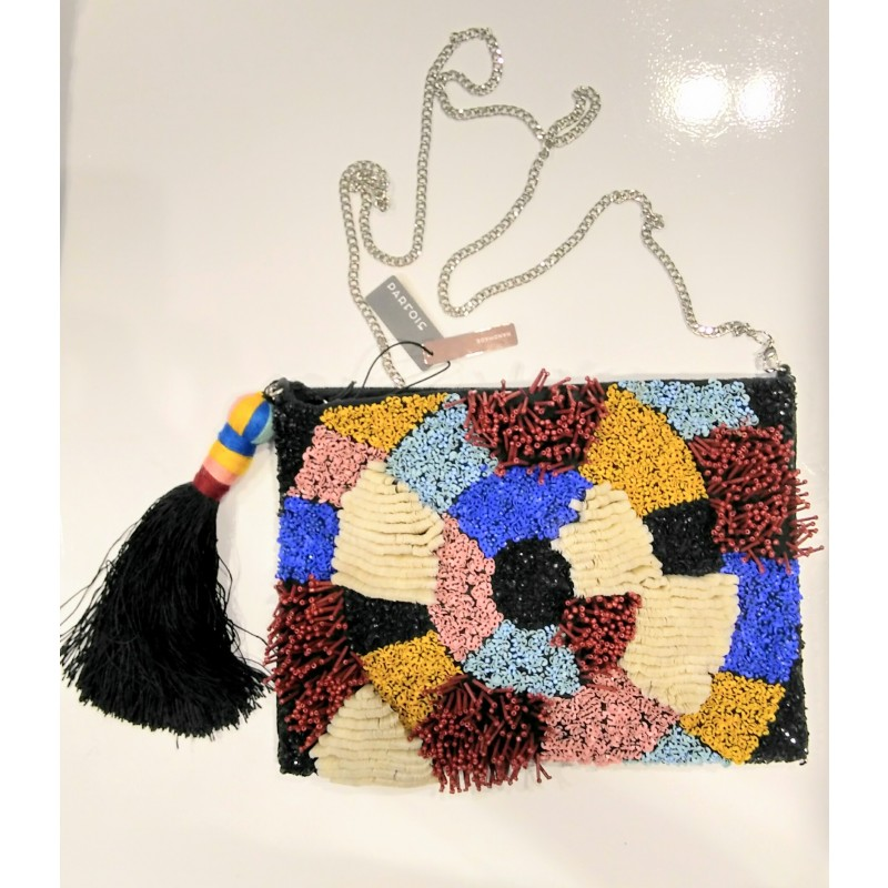 Cartera Multicolor