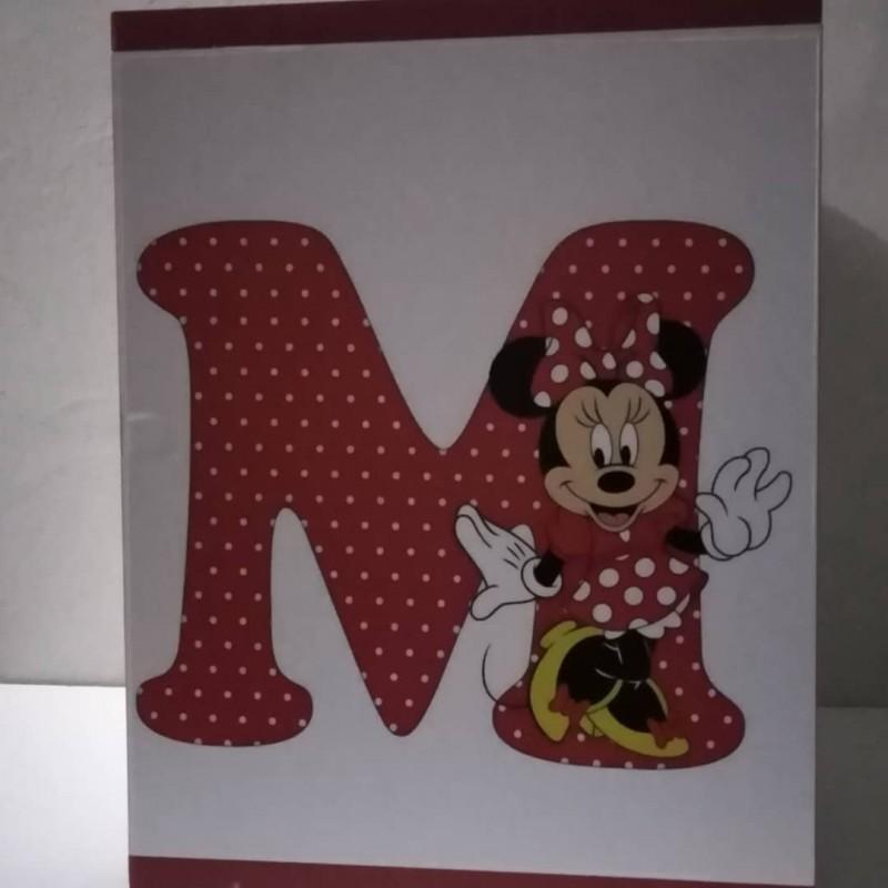 Cubos Minie Disney
