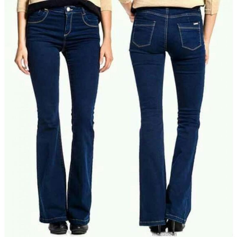 Jeans Oxford Elastizado