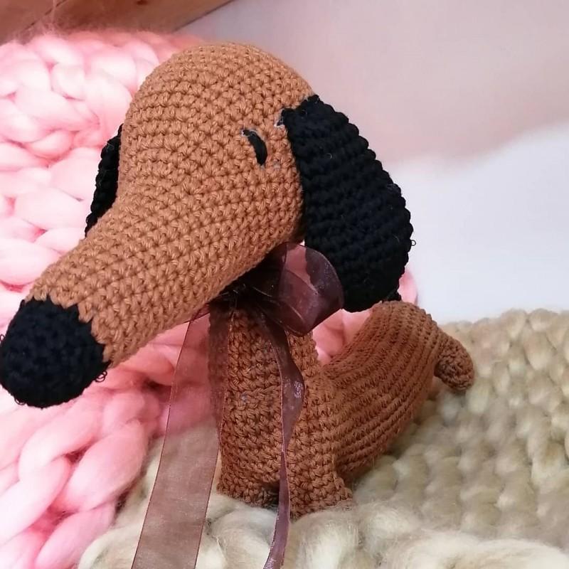 Perrito salchicha