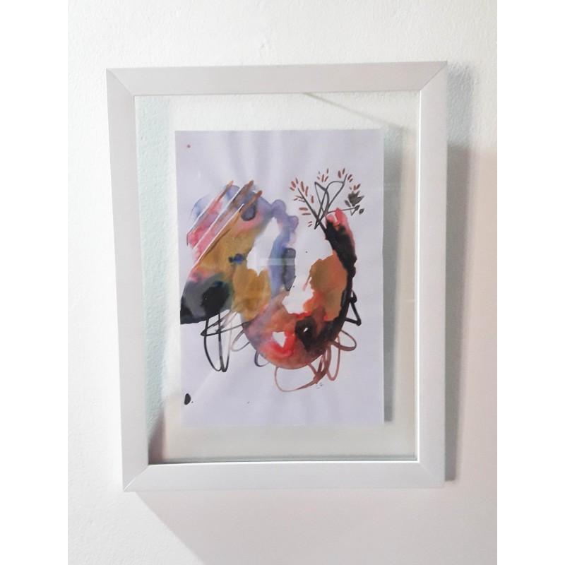 Cuadro Abstracto 28x35cm