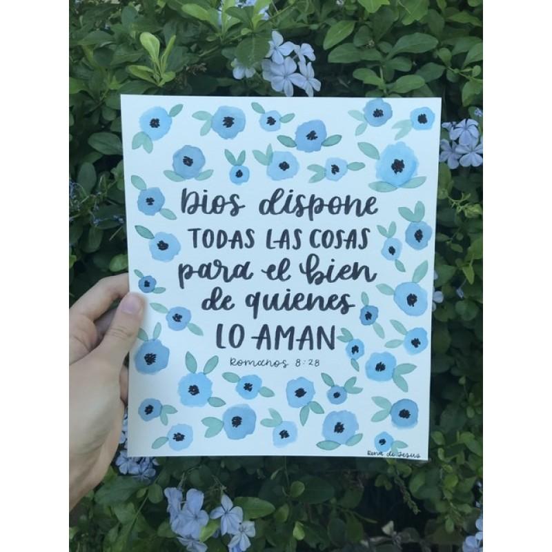 Romanos 8:28 - 23x 33