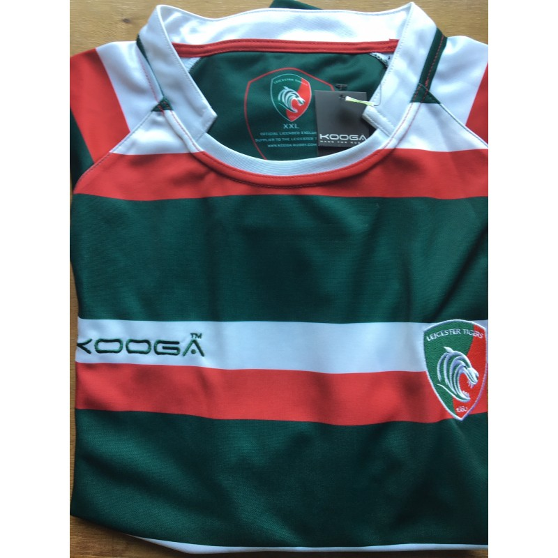 Leicester Rugby Shirt
